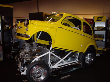 Automotive Paint Colors >> ESAB's Making Sparks E-Newsletter - February 2010