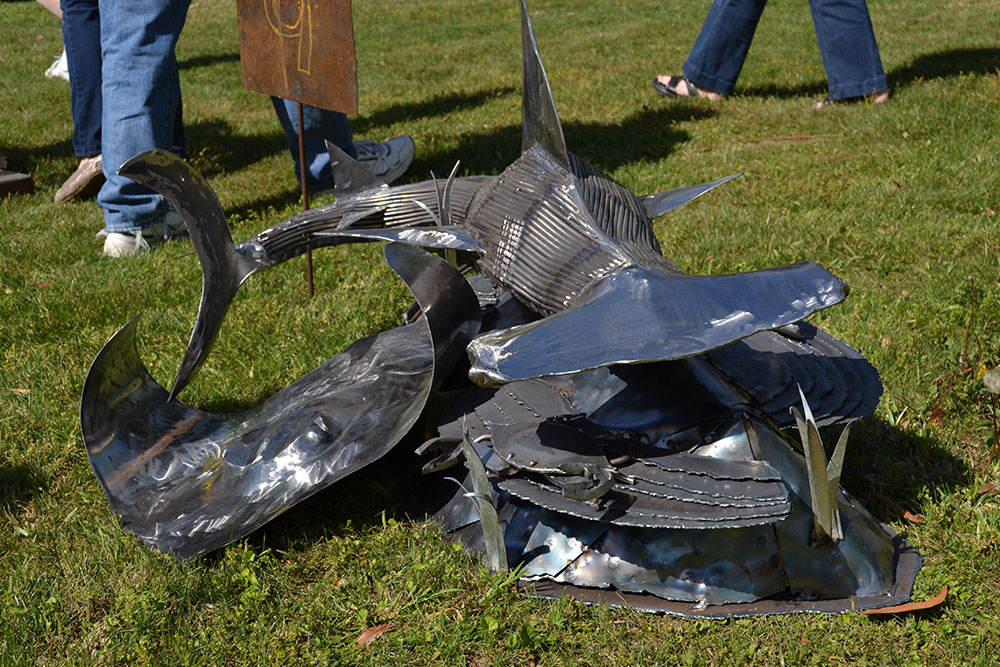 Welding Sculpture Competition Sponsored By Esab