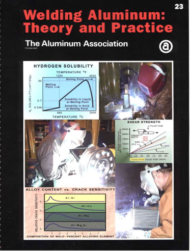 Welding Aluminum Fourth Edition